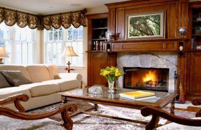Дизайн и интерьер: в доме главное тепло и уют