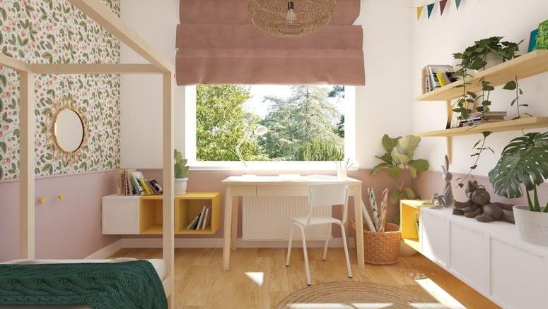 Преображение детской комнаты . 10 идей для дешевого ремонта, который вы можете сделать сами!