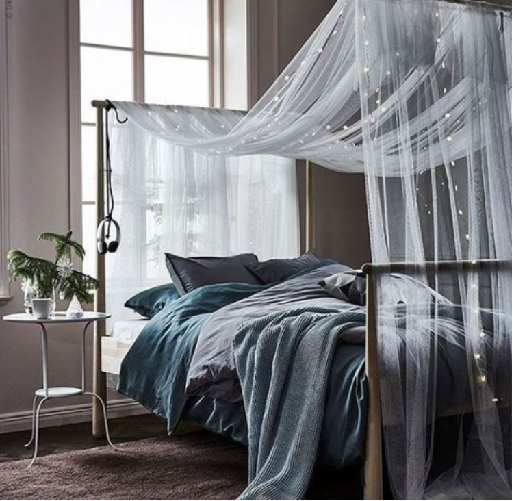 Спальня для Instagram